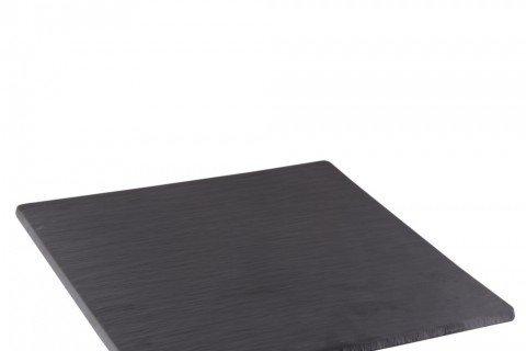 10. Pizarra melamina negra 35×35
