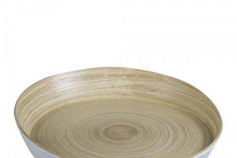 13. Bandeja madera 38 cm