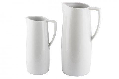 10. Jarra leche loza medio y litro
