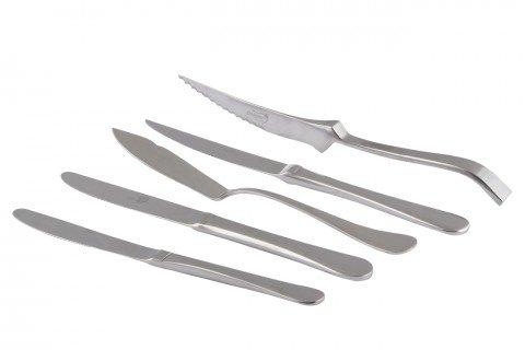3. Cuchillos chuleteros mesa pala pescado cuchillo postre