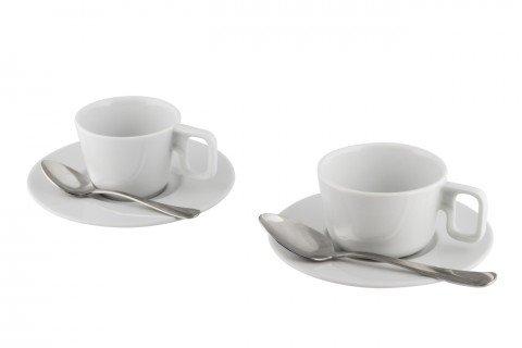 9. Plato café taza café y taza té