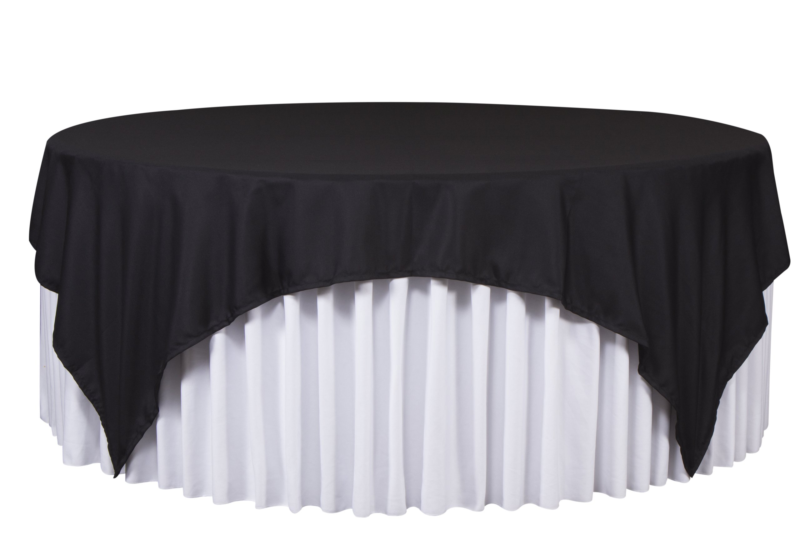 Cubre mantel negro