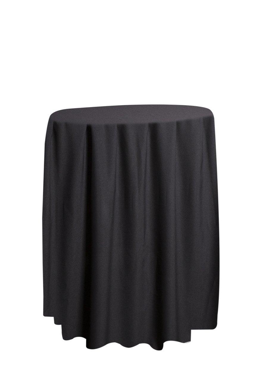 Mesa alta aperitivo capsula negra