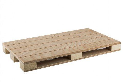 Bandeja madera pale 35×20