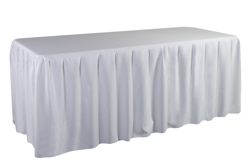 mesa 1.80x76 capsula blanca